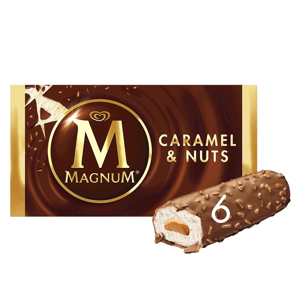 Magnum Caramel Nuts