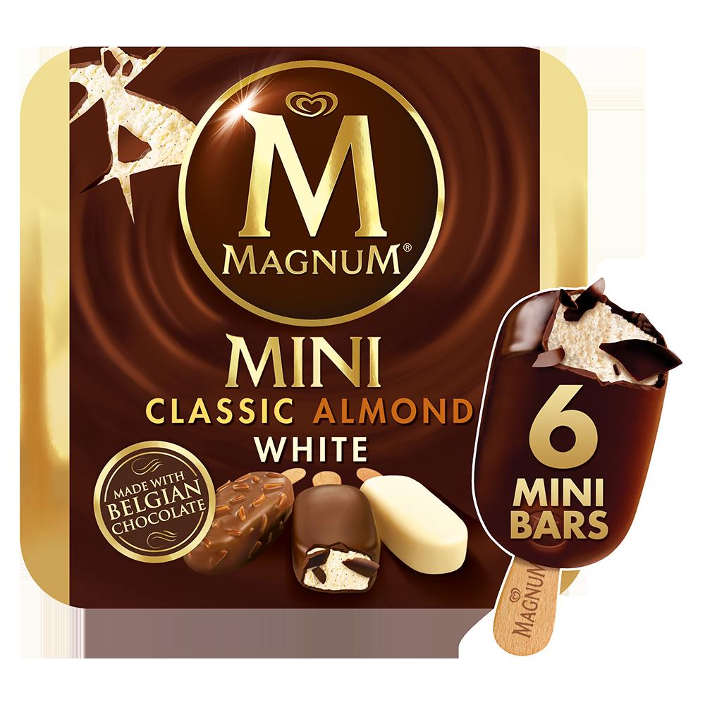 Magnum Mini Ice Cream Bars | Made with Belgian Chocolate