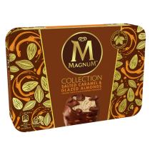 Magnum Monipakkaus Salted Caramel & Glazed Almond 4kpl