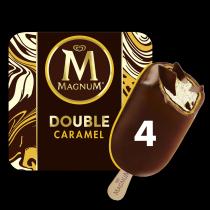 Magnum Double Caramel x4