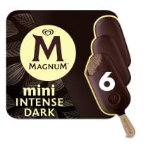 Magnum Mini Collection Intense Dark 70% cacao x6