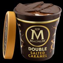 Magnum jäätelöpakkaus Double Salted Caramel 440 ML