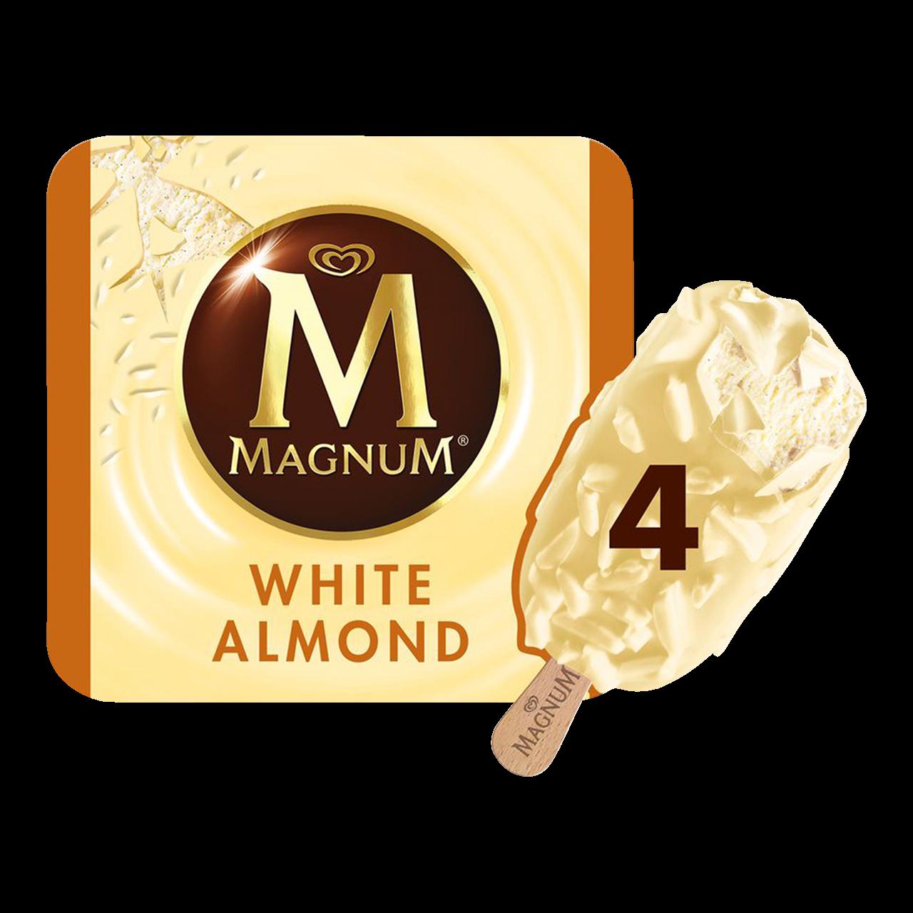 Was Ist Weiße Schokolade Wie Wird Sie Hergestellt Magnum