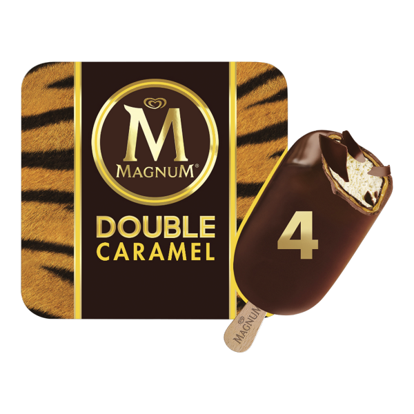 PNG - Double Caramel 4 x 88ml