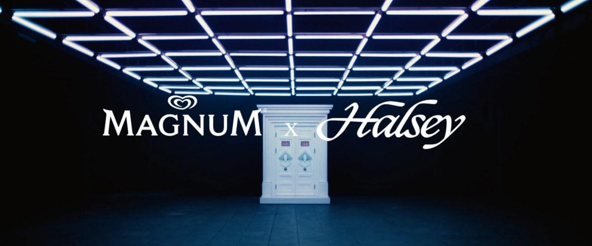 Magnum X Halsey Video