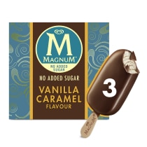 PNG - Magnum Ice Cream Lolly VANILLA CARAMEL 270 ML