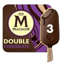 Magnum Double Chocolate x3