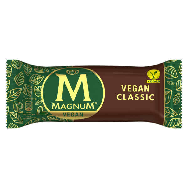 PNG - Magnum Ice Cream Lolly Vegan Classic 90 Ml