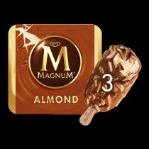 Magnum Almendrado x3