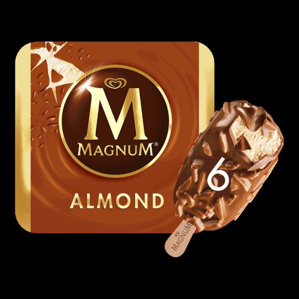 PNG - Magnum Almond 6