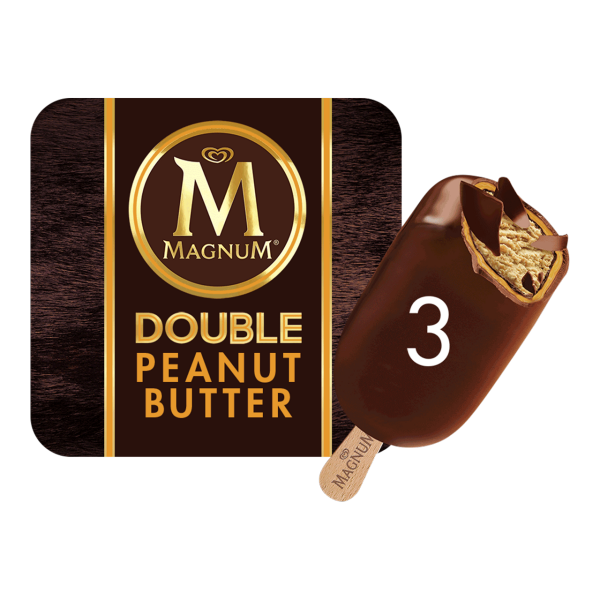 PNG - Magnum Chic Double Peanut Butter 3