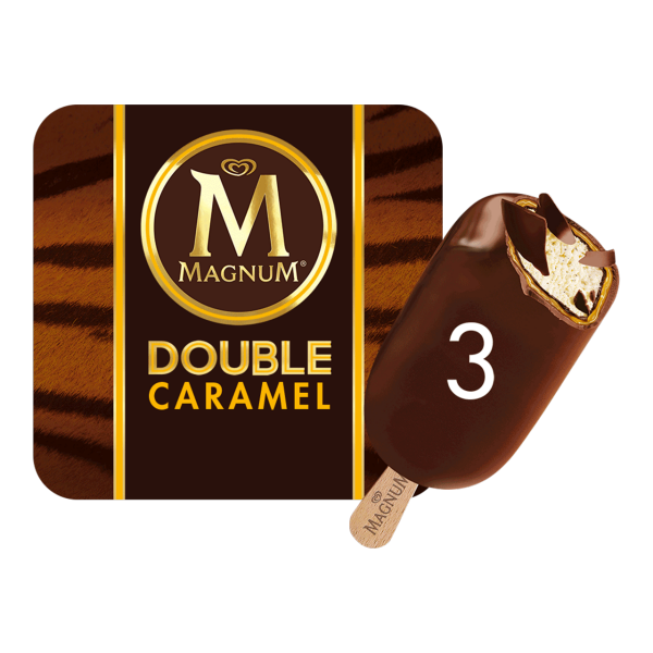 PNG - Magnum Chic Double Caramel 3