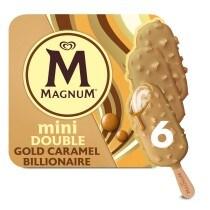 Magnum Mini Double Gold Caramel Billionaire