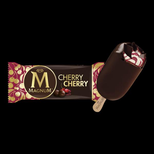 PNG - Magnum Cherry Cherry 100 ml - 30211076