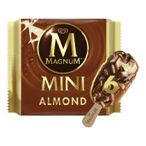 Magnum Mini Almond 345ml