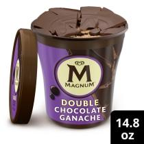 Magnum Double Chocolate and Ganache Ice Cream Tub