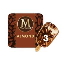 PNG - Magnum Ice Cream Bars Almond 3 ct