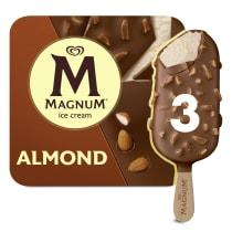 Almond Ice Cream Bar | Magnum