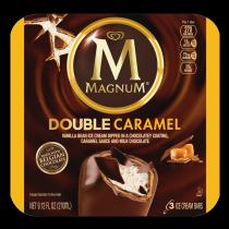Double Caramel Ice Cream Bar | Magnum