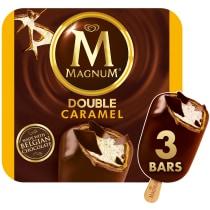 PNG - Magnum Ice Cream Double Caramel RFA 3 ct